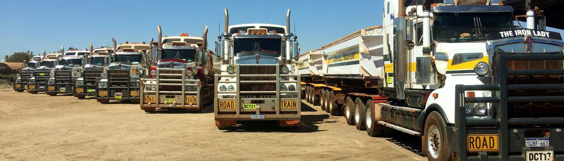 Freight Transport Services WA
