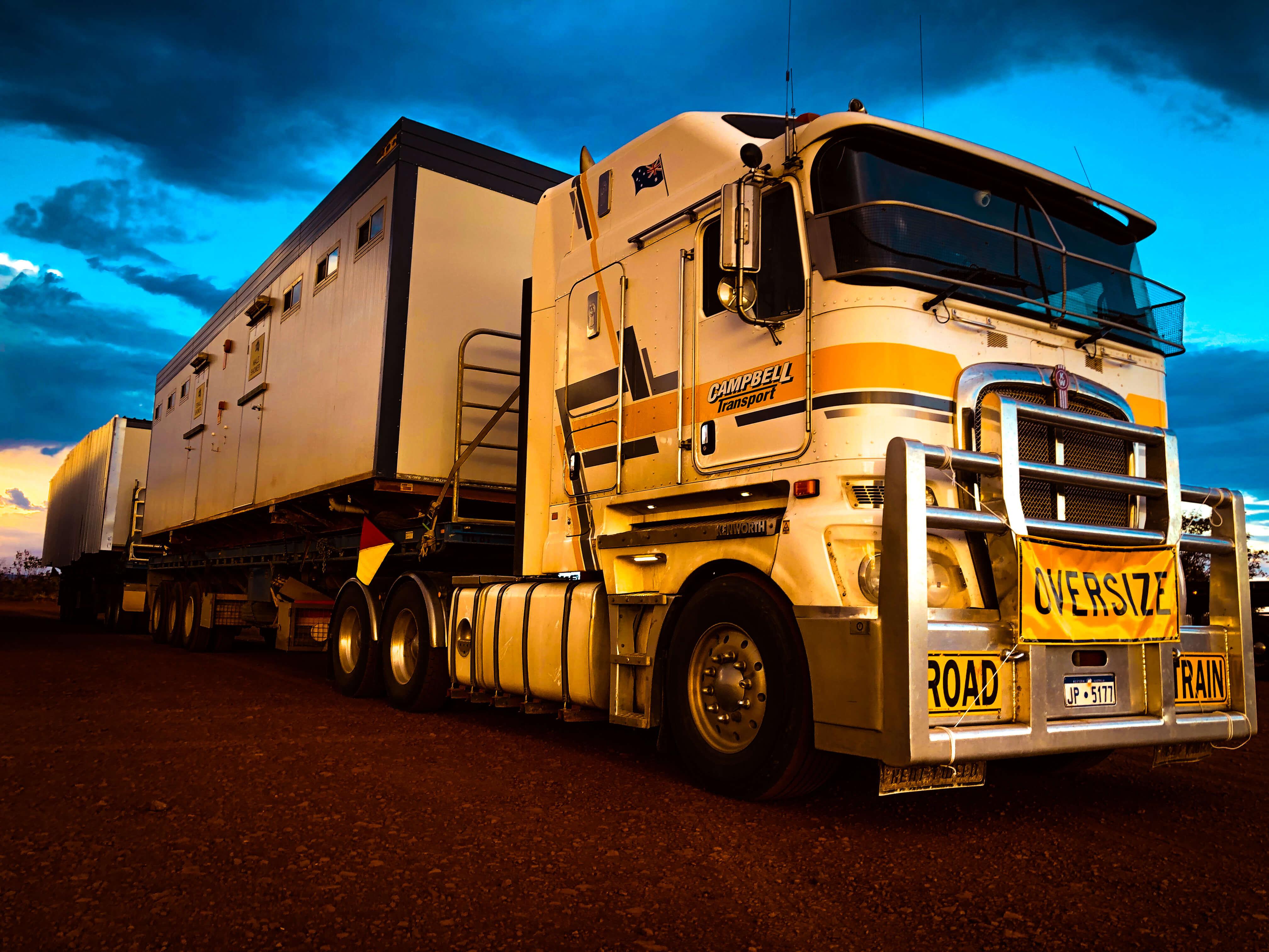 Mine Transport