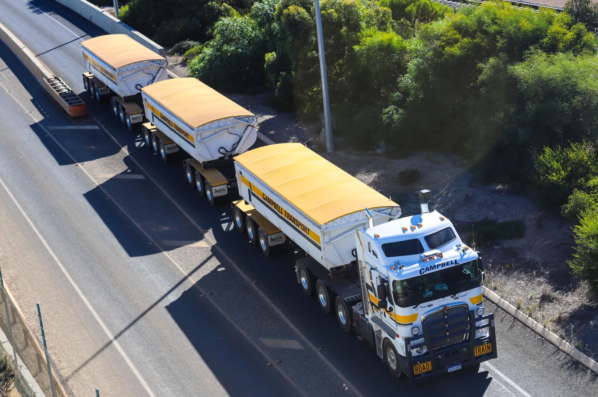 Freight Insurance, WA